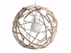 - Plywood pendant lamp HAVAS 50 - SHOWROOM Finland