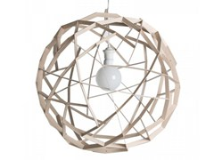 - Plywood pendant lamp HAVAS 70 - SHOWROOM Finland