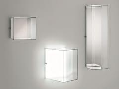 Pensile a giorno in cristallo con antaHEIGH - HO - GLAS ITALIA