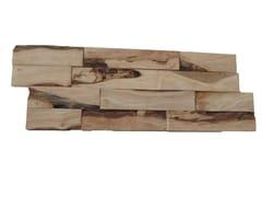 Rivestimento tridimensionale in legno per interniHEVEO - CLADDYWOOD