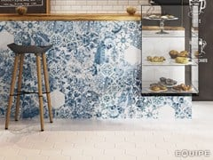 - Indoor/outdoor porcelain stoneware wall/floor tiles HEXATILE | Wall/floor tiles - EQUIPE CERAMICAS