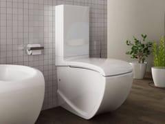 - Ceramic toilet HI-LINE | Close coupled toilet - Hidra Ceramica