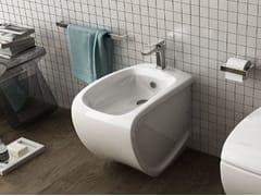 - Ceramic bidet HI-LINE   Bidet - Hidra Ceramica