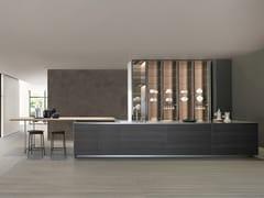 Cucina componibile senza maniglieHI-LINE6 FRAME DOOR - DADA