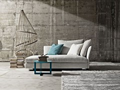 - Corner sectional sofa HOLIDAY | Corner sofa - MOLTENI & C.
