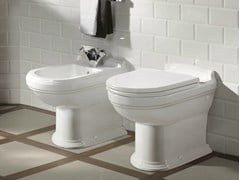 - Ceramic toilet HOMMAGE | Toilet - Villeroy & Boch