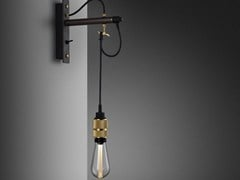 - Wall lamp HOOKED WALL / nude - Buster + Punch