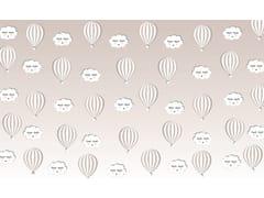Carta da parati muraleHOT AIR BALLOONS - WALL LCA