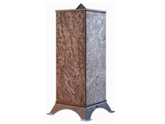 - Electric heater with Thermal Accumulation HRS600 | Natural stone Electric heater - KarniaFire