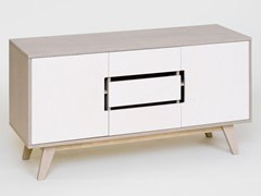 - Plywood sideboard with doors with drawers HUH | Sideboard - Radis