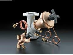 Sistema di controllo per impianto di climatizzazioneHYDROMAT DTR - OVENTROP