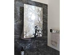 - Electric wall-mounted towel warmer I GIOIELLI RECTANGLE - mg12