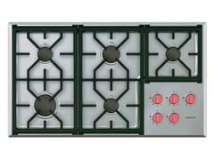 - Piano cottura a gas da incasso in acciaio inox ICBCG365P/S PROFESSIONAL | Piano cottura - Sub-Zero Group