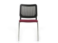 - Polypropylene chair / training chair ICE | Reception chair - D.M.