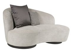 - 2 seater fabric sofa IGNACIO S - Hamilton Conte Paris