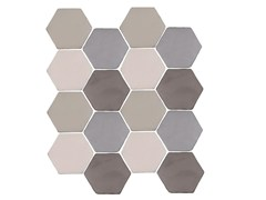 - Indoor faïence wall tiles IMPRESSIONI MIX PACK.1 - DANILO RAMAZZOTTI ITALIAN HOUSE FLOOR