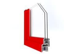 Finestra a taglio termico con doppio vetro resistente al fuoco in alluminioIN'ALPHA PRESTIGIO | Finestra in alluminio - ALPHACAN