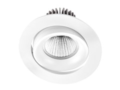 - LED recessed aluminium spotlight INEL XL - LED BCN Lighting Solutions