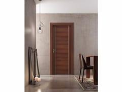- Hinged wooden door INF | Hinged door - Pail Serramenti