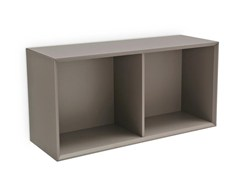 - Open horizontal wall cabinet INSIDE | Horizontal wall cabinet - Calligaris