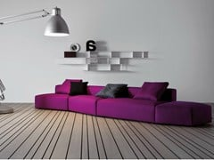 - Sectional fabric sofa INSIEME | Sofa - PIANCA