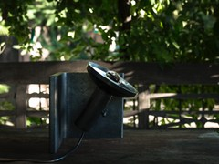 Lampada da tavolo in metalloIRON BEAM LAMP - AXIS71