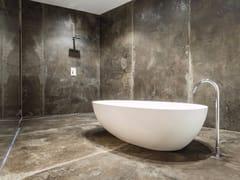 - Indoor/outdoor porcelain stoneware wall/floor tiles with metal effect IRON BRONZE | Wall/floor tiles - FMG Fabbrica Marmi e Graniti