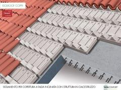 Pannello isolante per copertureISOLROOF COPPI - ISOLCONFORT