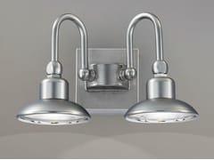- Metal wall lamp ISOTTA FRASCHINI | Metal wall lamp - Aldo Bernardi