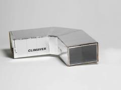 Pannelli per condotti e canali di climatizzazioneISOVER CLIMAVER® A2 PLUS - SAINT-GOBAIN PPC ITALIA S.P.A. – ATTIVITÀ ISOVER