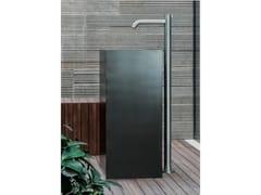 - Floor standing stainless steel washbasin mixer IX | Floor standing washbasin mixer - CRISTINA Rubinetterie