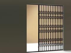 Cancelletto riducibile in acciaio zincatoCancelletto - DE NARDI