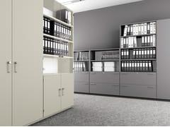 - Modular office shelving J_SYSTEM | Office shelving - BALMA