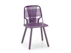 Sedia in legnoJACKIE   Sedia - TRABALDO