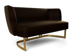 - Upholstered 2 seater fabric sofa JOAN | Sofa - MARIONI