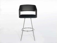 - Swivel counter stool JOLLY | Swivel chair - Potocco