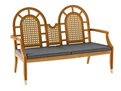 - Teak garden sofa JONQUILLE | Garden sofa - ASTELLO