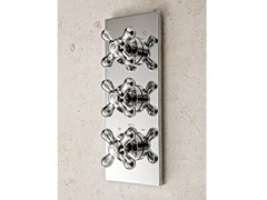 - 3 hole thermostatic shower mixer JULIA | Thermostatic shower mixer - Signorini Rubinetterie