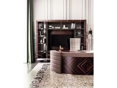 Parete attrezzata in legno con porta tvKALISPERA - CAPITAL COLLECTION IS A BRAND OF ATMOSPHERA