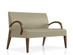 - Leather small sofa / restaurant booth KAREN   Restaurant booth - J. MOREIRA DA SILVA & FILHOS, SA