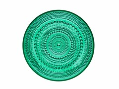 - Stained glass plate KASTEHELMI | Stained glass plate - iittala