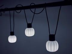 Lampada a sospensione a LED in resinaKIKI | Lampada a sospensione - MARTINELLI LUCE