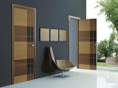 - Hinged wooden door KILT - Pail Serramenti