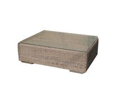 Tavolino basso da caffè rettangolare (140cm)KINGSTON | Tavolino da caffè - P J BRIDGMAN & CO