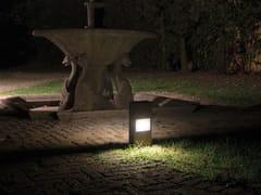 - LED die cast aluminium bollard light KIT-09 STILE NEXT POST - Lombardo