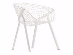 - Steel chair KOBI CHAIR - 040 - Alias