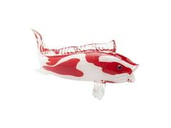- Glass decorative object KOI FISH BICOLORE - KARE-DESIGN