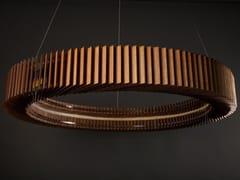 Lampada a sospensione a LED in querciaKOTKA - CAMERON DESIGN HOUSE
