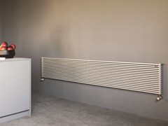 - Horizontal wall-mounted radiator KUBIK | Horizontal radiator - Tubes Radiatori