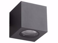Applique per esterno a LED a luce diretta in alluminioKUBO 54 - B LIGHT